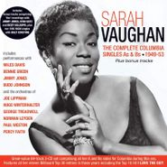 Sarah Vaughan, The Complete Columbia Singles As & Bs 1949-53 (CD)