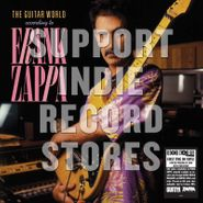 Frank Zappa, The Guitar World According To Frank Zappa [Record Store Day Clear Vinyl] (LP)