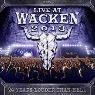 Various Artists, Live At Wacken 2013 (CD)