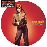 """David Bowie, Sorrow [40th Anniversary Picture Disc] (7"""")"""