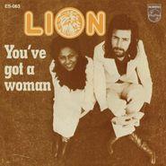 """Lion, You've Got A Woman (7"""")"""