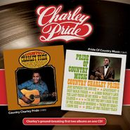Charley Pride, Country Charley Pride / Pride Of Country Music (CD)