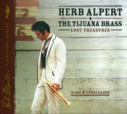 Herb Alpert & The Tijuana Brass, Lost Treasures - Rare & Unreleased (CD)