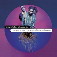 Digable Planets, Reachin' (A New Refutation Of Time & Space) [Gold Vinyl] (LP)