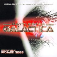 Richard Gibbs, Battlestar Galactica [Score] (CD)