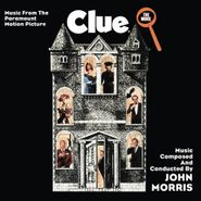 John Morris, Clue [Limited Edition] [Score] (CD)