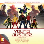 Kristopher Carter, Young Justice [Score] (CD)