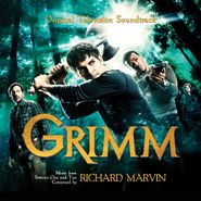 Richard Marvin, Grimm [Score] (CD)