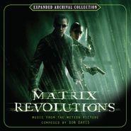 Don Davis, The Matrix Revolutions [Limited Edition] [Score] (CD)