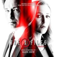 Mark Snow, The X Files Season 11 [OST] (CD)