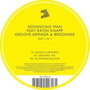 "Groove Armada, Advancing Man Part 2 Of 3 (12"")"