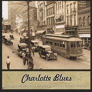 Various Artists, Charlotte Blues (CD)