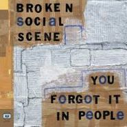 Broken Social Scene, You Forgot It In People (CD)