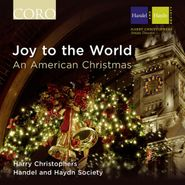 Various Artists, Joy To The World: An American Christmas (CD)