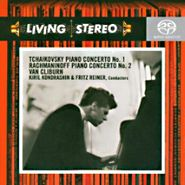 Peter Il'yich Tchaikovsky, Tchaikovsky Piano Concerto No. 1 / Rachmaninoff Piano Concerto No. 2 [SACD] (CD)