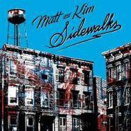 Matt & Kim, Sidewalks (LP)