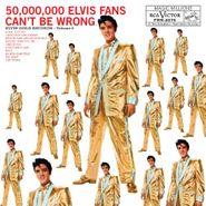 Elvis Presley, 50,000,000 Elvis Fans Can't Be Wrong - Elvis' Gold Records Volume 2 [180 Gram Vinyl] (LP)