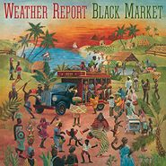 Weather Report, Black Market [180 Gram Vinyl] (LP)