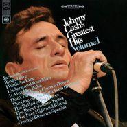Johnny Cash, Johnny Cash's Greatest Hits Vol. 1 [Gold Vinyl] (LP)