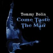 Tommy Bolin, Come Taste The Man [Record Store Day Purple Vinyl] (LP)