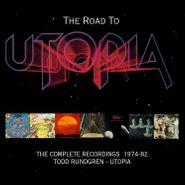 Todd Rundgren, The Road To Utopia: The Complete Recordings 1974-82 [Box Set] (CD)