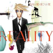 David Bowie, Reality [180 Gram White/Blue Swirl Vinyl] (LP)