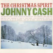 Johnny Cash, The Christmas Spirit [Blue Vinyl]  (LP)