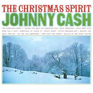 Johnny Cash, The Christmas Spirit [Red & Gold Swirl Colored Vinyl] (LP)