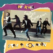 The Kinks, State Of Confusion [Clear w/ Blue & Gold Swirl Vinyl] (LP)