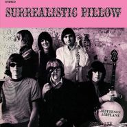 Jefferson Airplane, Surrealistic Pillow [Black / White / Grey Swirl Vinyl] (LP)