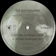 "LCD Soundsystem, Oh Baby (12"")"