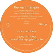 """The Juan MacLean, What Do You Feel Free About? / Zone Non Linear (12"""")"""