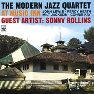 The Modern Jazz Quartet, The Modern Jazz Quartet At Music Inn- Guest Artist: Sonny Rollins [Complete Recordings]  (CD)