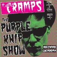 Various Artists, Radio Cramps: The Purple Knif Show (LP)