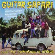 Various Artists, Guitar Safari: Electric Explosion In Africa (LP)