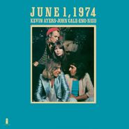 Kevin Ayers, June 1, 1974 (LP)