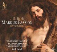 Johann Sebastian Bach, Bach: St. Mark Passion (CD)