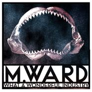 M. Ward, What A Wonderful Industry [Cloudy Clear Vinyl] (LP)