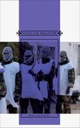 Vatican Shadow, Opium Crop Airstrikes (Cassette)