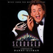 Danny Elfman, Scrooged [Score] [Clear Vinyl] (LP)