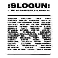 Slogun, The Pleasures Of Death (LP)