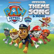 """Paw Patrol, Official Theme Song & More [Record Store Bone Colored Vinyl](7"""")"""