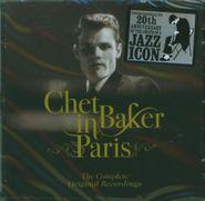 Chet Baker, In Paris: Complete Original Recordings (CD)