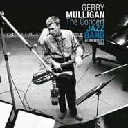 Gerry Mulligan, The Concert Jazz Band At Newport 1960 (CD)
