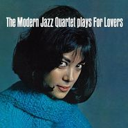 The Modern Jazz Quartet, The Modern Jazz Quartet Plays For Lovers (CD)