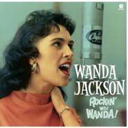 Wanda Jackson, Rockin' With Wanda! [180 Gram Vinyl] (LP)