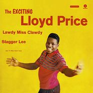 Lloyd Price, The Exciting Lloyd Price (LP)