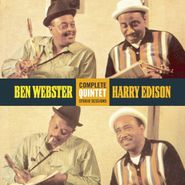 Ben Webster, Complete Quintet Studio Sessions (CD)
