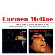 Carmen McRae, Take Five + Live At Sugar Hill (CD)