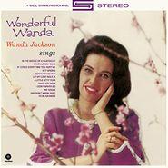 Wanda Jackson, Wonderful Wanda [180 Gram Vinyl] (LP)